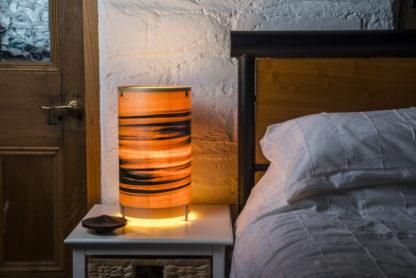 Axiom Hover Lamp in Blackheart Sassafras